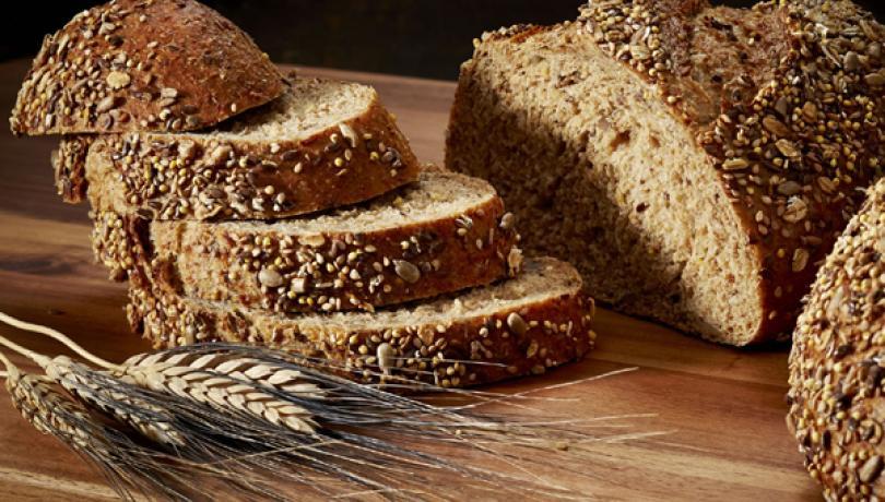 ψωμί ολικής άλεσης φυτικές ίνες