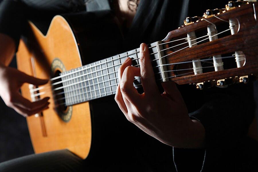 εκμάθηση μουσικών οργάνων