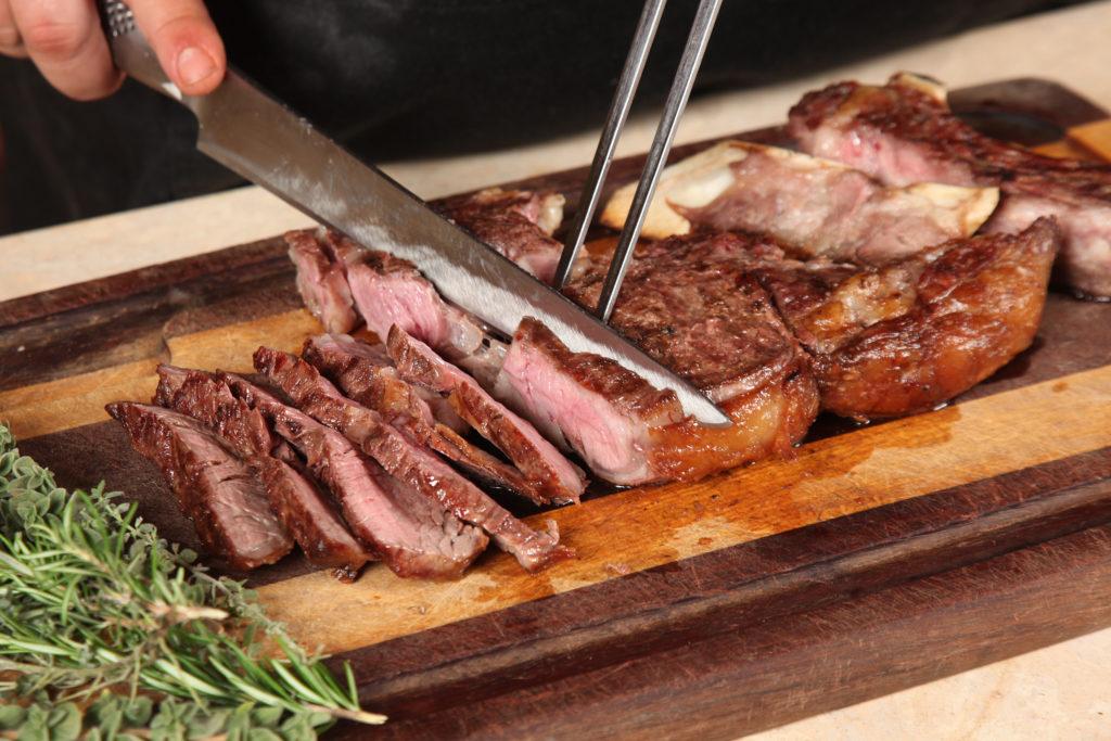 μοσχαρίσιο κρέας μπριζόλες