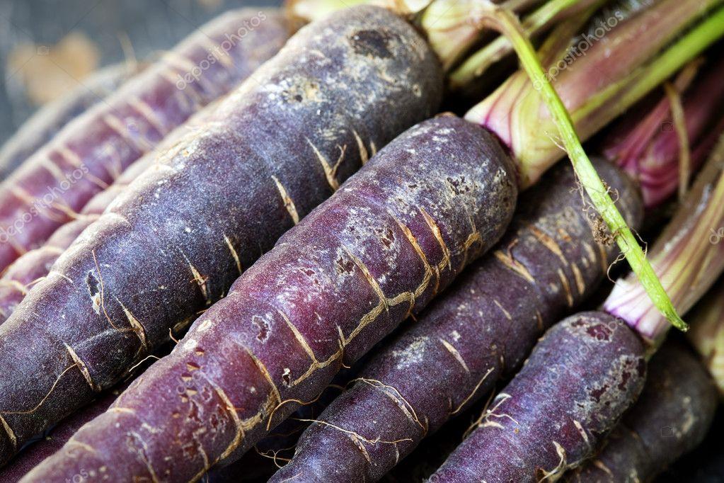 μοβ καρότα