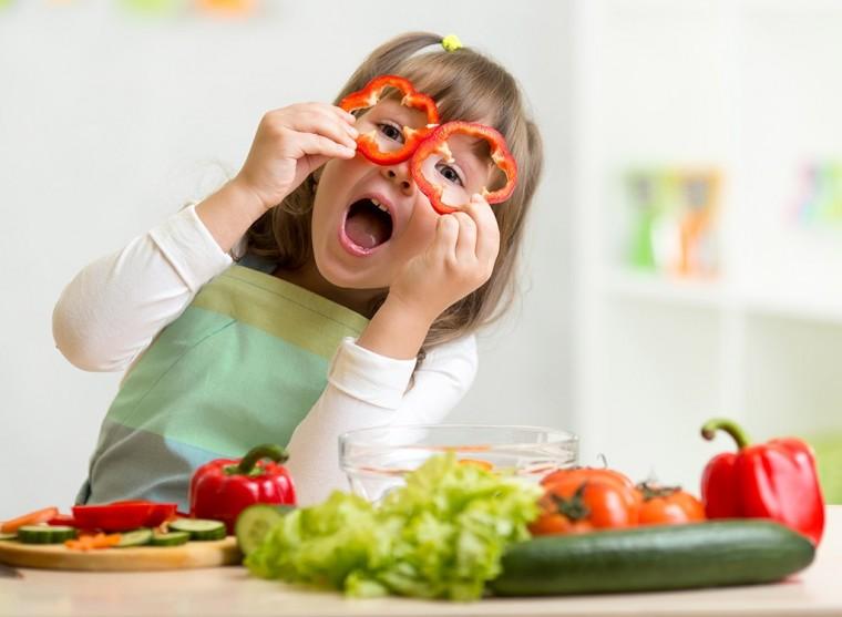 παιδί τροφές