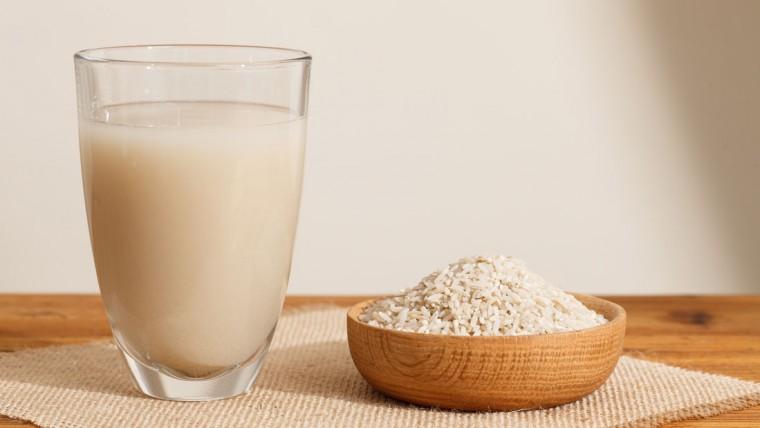 γάλα ρυζιού φυτικά γάλατα