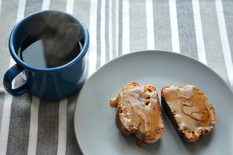 υγιεινό πρωινό με λίγες θερμίδες