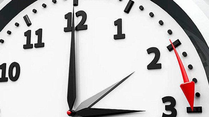 πότε αλλάζουμε τα ρολόγια μας