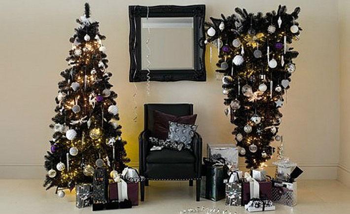 ανάποδο χριστουγεννιάτικο δέντρο