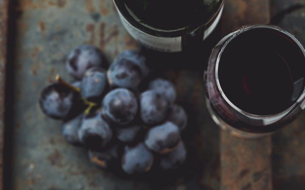 σταφύλι κρασί