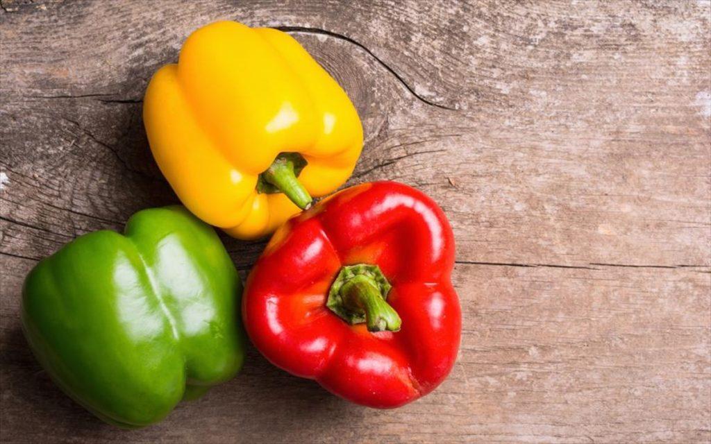πιπεριές φθινοπωρινές συνταγές